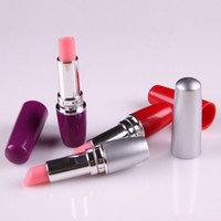Wholesale Sex Toys Vibrating Wands - Wholesale Mini Bullet Vibrator Massager Lipstick AV Stick Magic Wand Love Eggs Vibrating Bullet Sex Products Sex Toys For Women