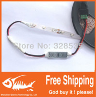 Wholesale Magic color LED strip controller key control Only Applicable a single color LED Strip Light