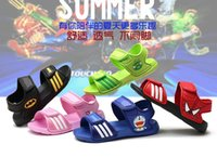 Wholesale Summer children sandals slip resistant wear resistant small boy casual sandals girls boys shoes child summer sandals HJIA470