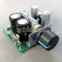 Wholesale PWM V V DC Electric Pump Motor Speed Controller Stepless A pump boot pump handles