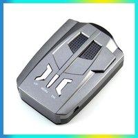 Wholesale HOT Car Radar Detector V9 LED Display Driving safely avoiding fine Laser Anti Radar Detector
