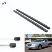 Wholesale 2pcs set car Front Hood Auto Gas Spring Prop Lift Support Fits For Buick LaCrosse