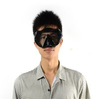 Wholesale Hot Super quality spearfishing snorkeling mask liquid silicone water sports scuba diving mask Diving Equipment