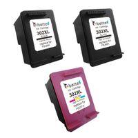 Wholesale 2BK C Ink Cartridge for HP XL hp302 All in One Deskjet ENVY