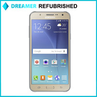 Wholesale 3x Original Refurished Samsung J7 inch Screen Quad Core RAM RAM MP camera Dual SIM G Free for Shipping