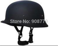 Wholesale Most Crazy Novelty Helmet be modelled on World War II Germany army helmet popular motorcycle helmet D