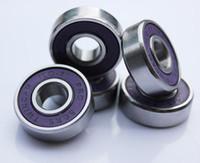 Wholesale 16pcs SKATING SEBA TWINCAM ILQ Miniature Ball Radial Ball Bearings For Skate Shoes Accessories ABEC