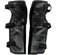 Wholesale High quality Motorcycle kneepad genuine leather winter leggings thermal windproof Cycling Protective Knee pad