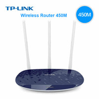 Wholesale TP LINK WiFi Roteador Wireless Home Router TP LINK n Mbps Wi Fi Repeater TPlink WR886N MIMO Antennas