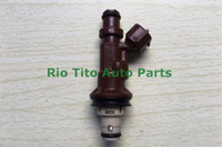 Wholesale Japan original fuel injectors fuel injection parts fit for toyota prado VZJ95