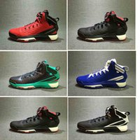 best high top basketball shoes - Best Quality Mens Basketball Shoes D Rose Boost High Top Outdoor Sneakers Rose
