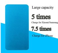 Wholesale High Quality mAh Portable Metal Ultra Slim USB Mobile Phone Power Bank Charging for All Cellphone