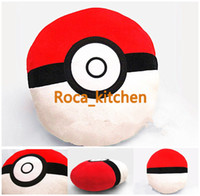 Wholesale POKE Plush cm Hold Pillow Figure Model quot pokémon Go Soft Dolls Hold Pillow Toys Brinquedos Toys For Children