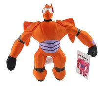 beast warrior - beast corps fighter flying white fat warriors small robot toy doll T5195