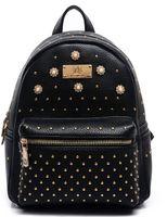 sac rivet de style sac à dos Voyage en plein air sacs de mode sacs à bandoulière européens et américains Tôtes femmes un message sac sac à main lqh2018