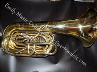 bb tuba - 4 Front Piston Tuba in Bb Height mm Brass Body with Foambody Case Shipping time days Musical Instruments