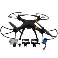 Syma X8 2.4G 4ch 6 Axis Venture RC Helicopter Quadcopter Drone Pas de caméra et de l'émetteur Fit for Syma X8c X8W X8G