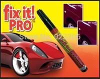 Wholesale New Fix It Pro Clear Car Scratch Repair Remover Pen Simoniz Clear Coat Applicator Y109
