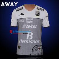 Wholesale LIGA MX Mexico New Leon soccer jerseys Best quality Primera División de México León home away Leon football shirts
