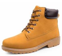 Wholesale 2016 fashion shoes new style men shoes fashion men short Martin boots business shoes size