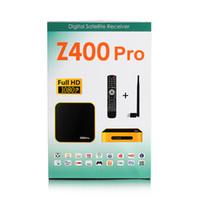 Wholesale One piece HOT sale Tiger Z400 pro Mini HD DVB S2 Satellite Receiver Arabia IPTV Box