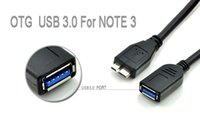 apple hard disk - USB3 OTG Data Cable For Samsung Note3 S5 To Read Mobile Hard Disk USB Flash Disk Play MP3 Movie Work To Mouse Keyboard cm optional Free