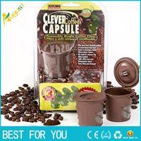 keurig - New arrived Clever Coffee Capsule Reuseable Single Coffee Filter Keurig k cup
