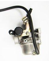 Wholesale Carburetor Carb mm mm PZ19 Cable Choke Pit Dirt Bike ATV Scooter Moped cc Z556