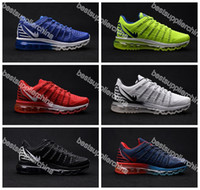 arrival grey quality - Fashion Men Max II Nanometer New Arrival Me sh Breathable Running Shoes Top Quality Sport Trainer Run Maxes Sneakers Air Size