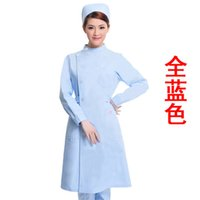 beauty under pant - medical Doctor white long sleeved dress nurse short sleeved uniform experiment under drugstore beauty salon work pants cap