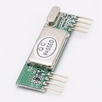 Wholesale RXB6 MHZ Superheterodyne Wireless Receiver Module for Arduino ARM AVR