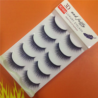 aa direct - aa Factory direct Makeup Tools Accessories False Eyelashes box handmade D Velvet silk protein lashes