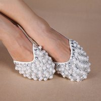 belly dance shoes sandals - Pairs Colors Bling Diamond Rhinestone Peals Half Sole Sandal Lyrical Belly Dance Shoes Can Mix Clor Size