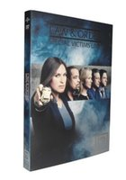 Wholesale 2016 New Arrival Law Order Special Victims Unit Season SN17 th DVD Boxset Factory Price free DHL shipping