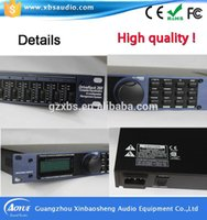 Wholesale DBX DriveRack Audio Processor x6 Loudspeaker Management System with RTA M Reference Mic