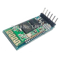 Wholesale PIN DIP HC Bluetooth RF Transceiver Module serial RS232 TTL for Arduino