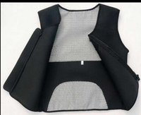 Wholesale Since the heat protective gear genuine care Shoulders vest sweater vest vest for men and women shoulder warm Huwei