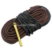 Wholesale Bore Snake Fast Cleaning Cal Cal HMR WMR mm Boresnake Gun Rifle Cleaner Kit for Hunting Shooting
