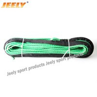 atv tow ropes - mm m ATV UTV Winch Line Synthetic Rope Boat Winch Cable for Car Accessaries Offroad Towing