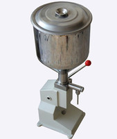 Wholesale New A03 for Cream Shampoo Manual Filling Machine Cosmetic Lube Fluid Food