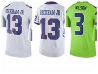 Cheap Giants mens Beckham Jr Rush Limited Jerseys All teams 2016 new Rush jerseys customized jerseys mix order seahawk #3 wilson #88 bryant jersey