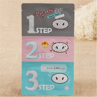 beauty supply shops - Pig Nose Clear Black Head Step Kit Beauty Cleaning Supplies Drop Shipping from shallowsky shop