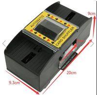 automatic shuffler - 1 Deck Of Playing Card Poker Automatic Plastic Card Shuffler Shuffles Card Machine