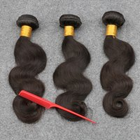 Wholesale Slovevip Unprocessed Brazilian Hair Body Wave Bundles Human Hair Extension Inches Yvonne Hair
