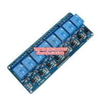 Wholesale V Channel Relay Module Board for Arduino PIC AVR MCU DSP ARM Electronic With optocoupler