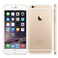 apple quad core - DHL Unlocked Original Fingerprint Apple iphone Brand phone MP Pixel LTE Apple ios9 ROM GB RAM Refurbished Mobile Phone