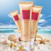 Wholesale Original AFY Ultraviolet radiation protection Cream Sun Block SPF30 g hydrating whitening nude make up travel necessary