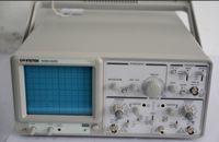 analog oscilloscope trigger - GW INSTEK Analog oscilloscope GDS Channel MHz High Sensitivity mV div TV Synchronization Z Axis Input ALT Triggering Funct