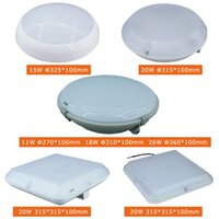 Wholesale 11 W Nature White Surface Mounted Round Square Led Ceiling Lights Dinning Bedroom Livingroom Years Warranty