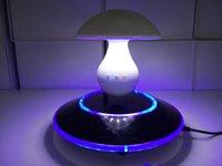 Wholesale Maglev Bluetooth Speaker Mushroom lamp